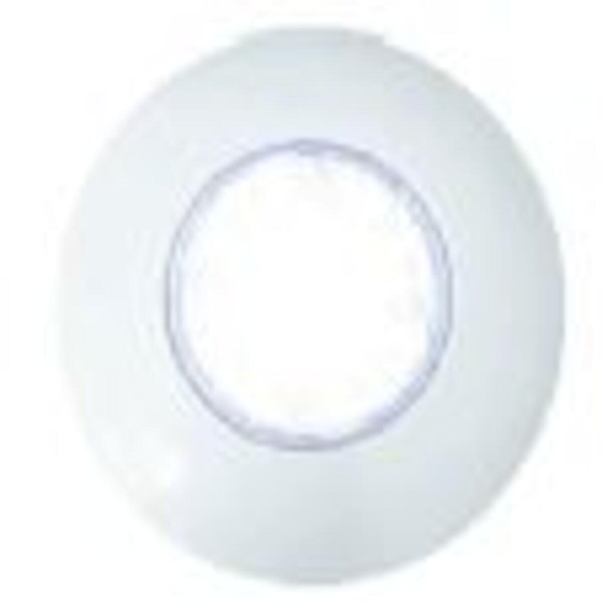 Refletor Luz Branca Tecno Iodo 50W Multiuso em ABS Pooltec
