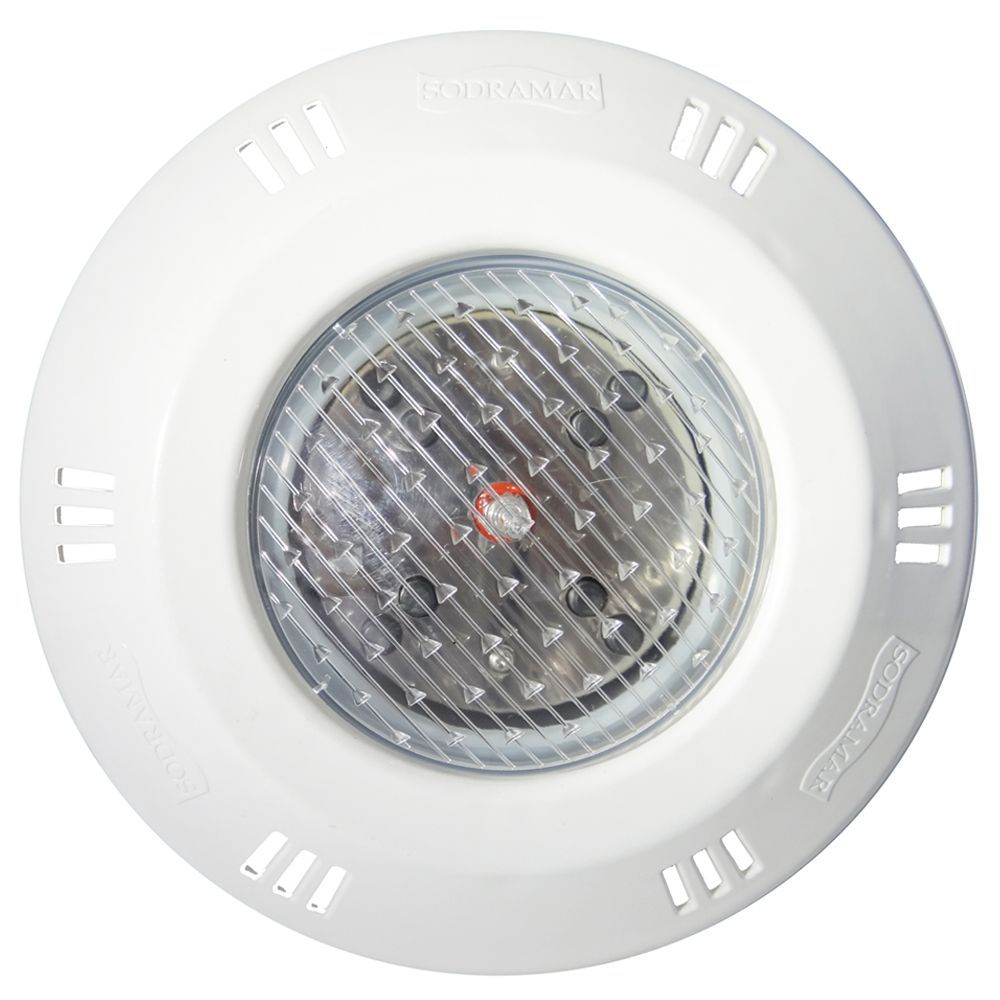 Refletor Pratic Universal Lampada Halógena Iodo 55W - Sodramar