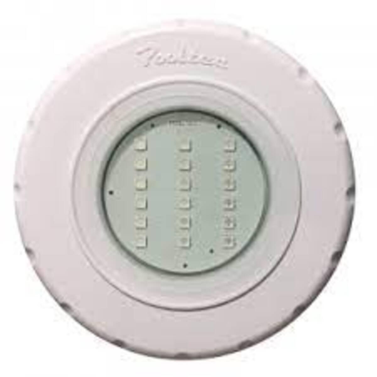 """Refletor Tecno Led SMD 30 Branco em ABS com Plug 1/2"""" Pooltec"""