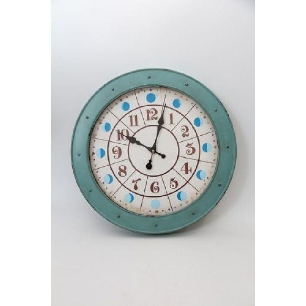 Relógio Decorativo De Parede - F485