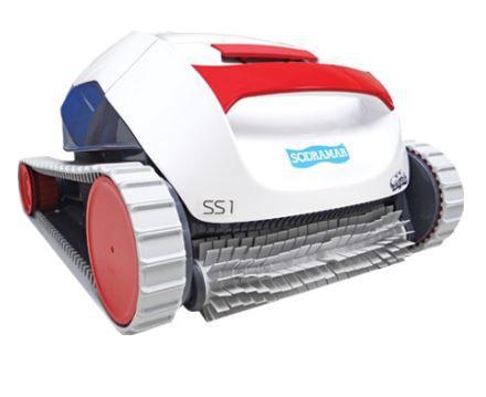 Robô SS1 p/ limpeza de piscinas de até 10m BI-VOLT