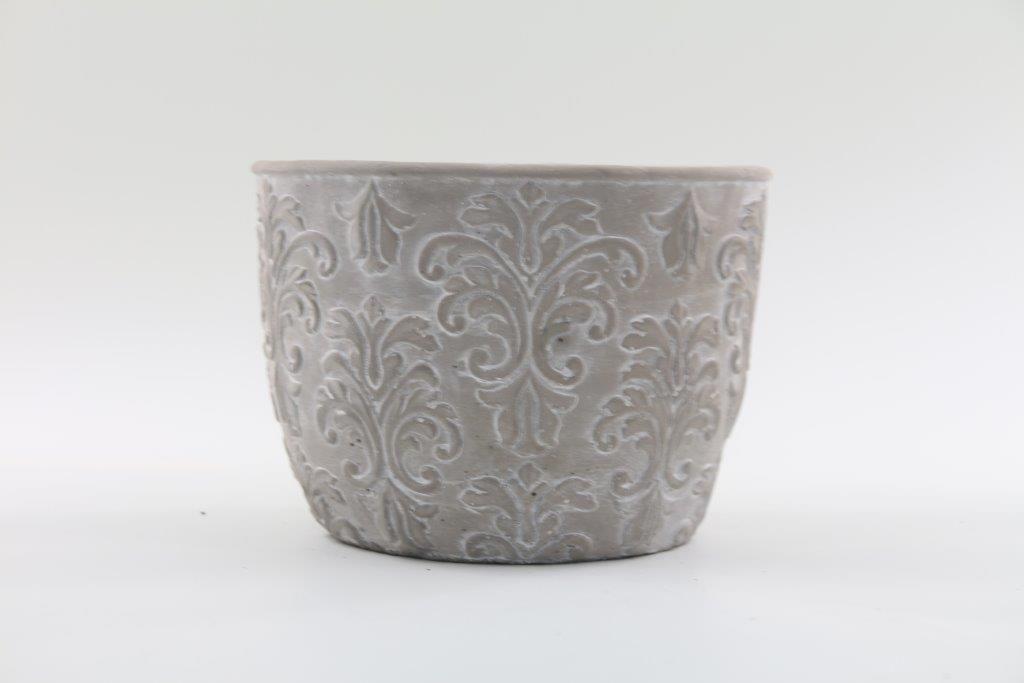 Vaso Cachepot de Cimento GX17060-1