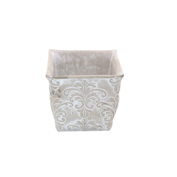 Vaso Cachepot de Cimento GX17061-1