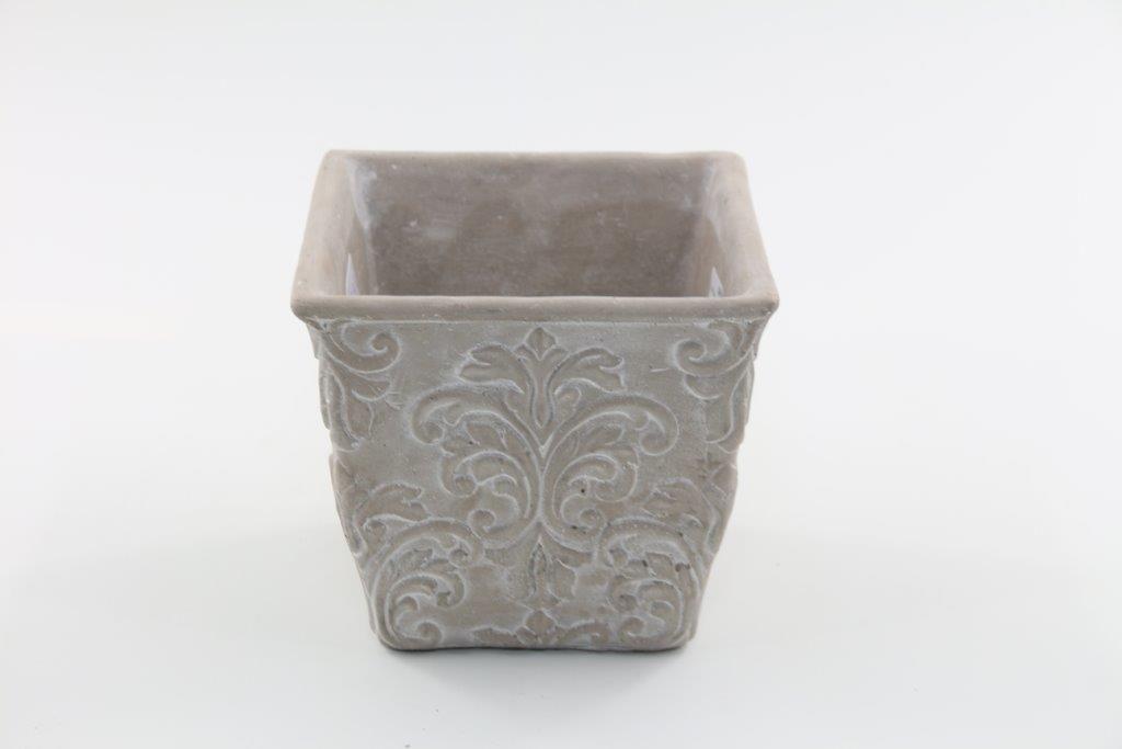 Vaso Cachepot de Cimento GX17061-2