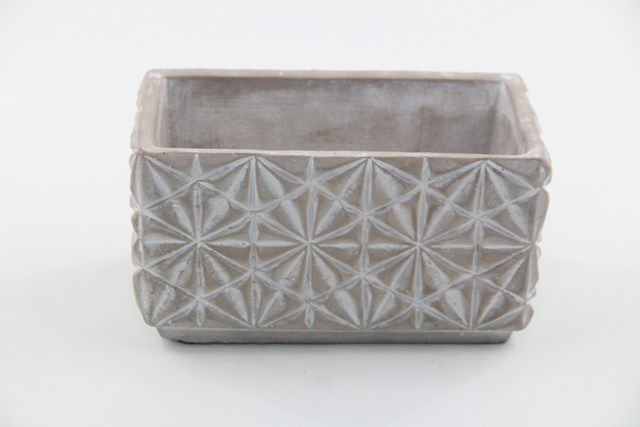 Vaso Cachepot de Cimento GX34036-2