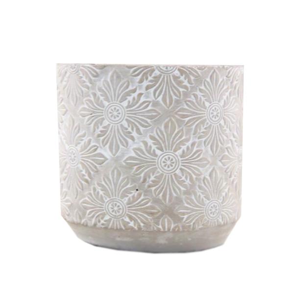 Vaso Cachepot de Cimento GX36020-2