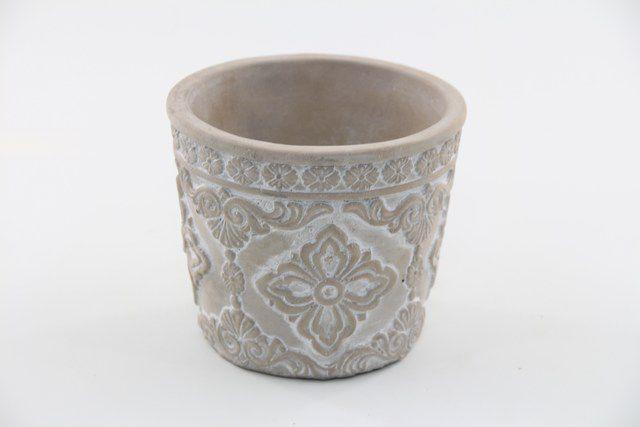 Vaso Cachepot de Cimento GX37033-3