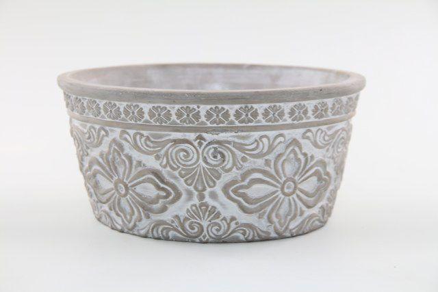 Vaso Cachepot de Cimento GX37034-2