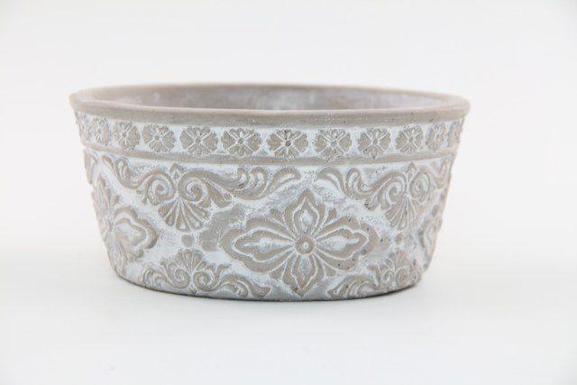 Vaso Cachepot de Cimento GX37034-3