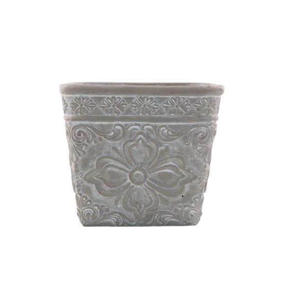 Vaso Cachepot de Cimento GX37035-1