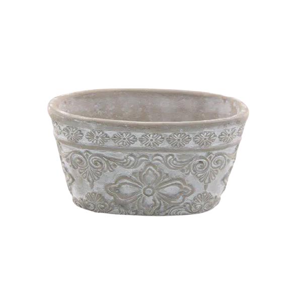 Vaso Cachepot de Cimento GX37036-1