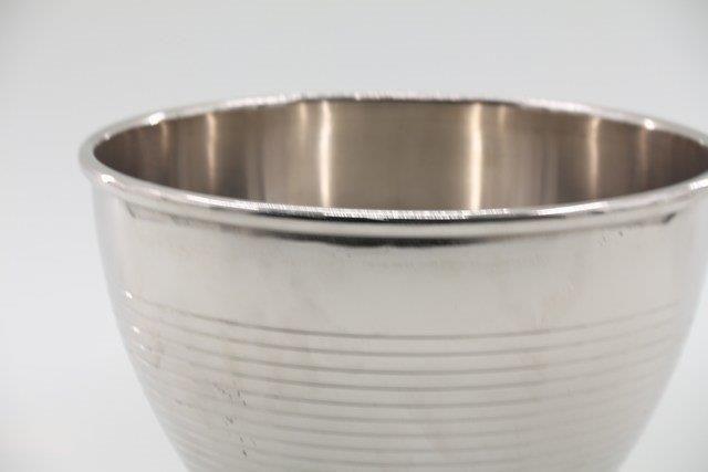 Vaso ou Centro de Mesa em  Alumínio