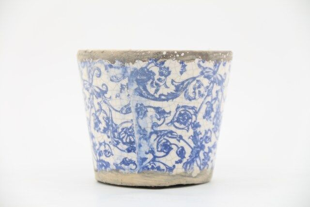 Vaso Decorativo em Cerâmica 12 x 14 - A1174
