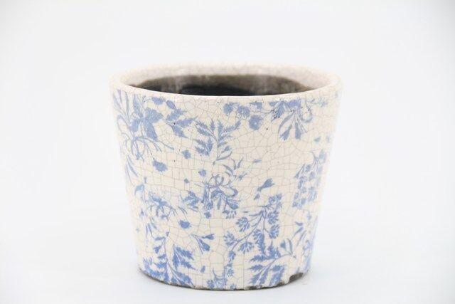 Vaso Decorativo em Cerâmica 12 x 14 - A1175