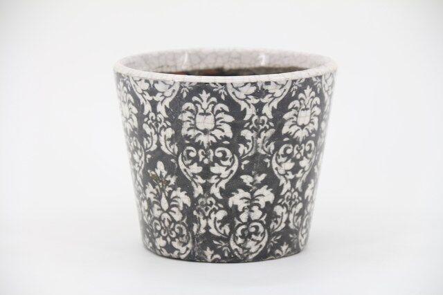Vaso Decorativo em Cerâmica 12 x 14 - A1176