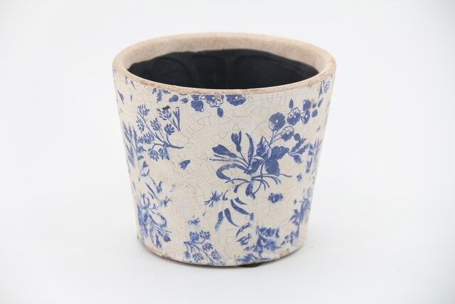 Vaso Decorativo em Cerâmica 12 x 14 - A1177