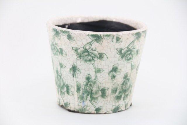 Vaso Decorativo em Cerâmica 12 x 14 - A1178
