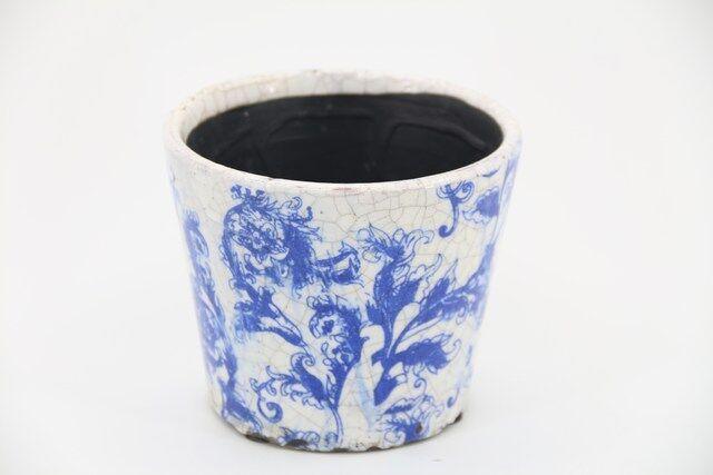 Vaso Decorativo em Cerâmica 12 x 14 - A1182