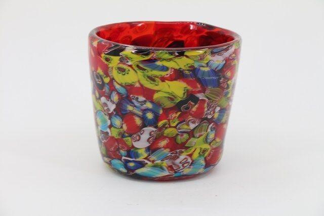 Vaso Decorativo em Vidro 14 x 15 - N1571