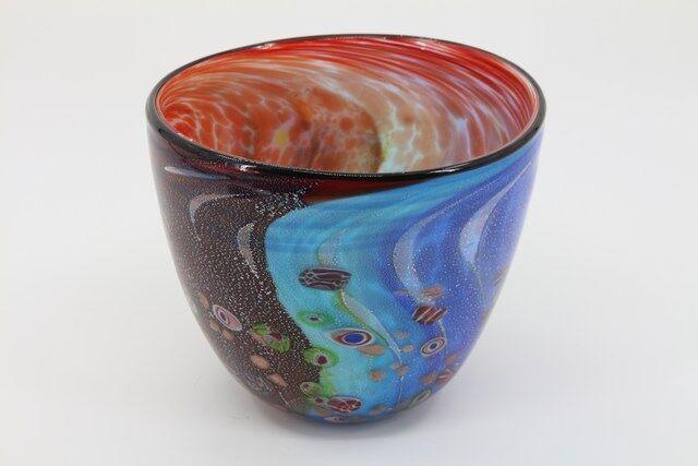Vaso Decorativo em Vidro 20 x 24 - N1585