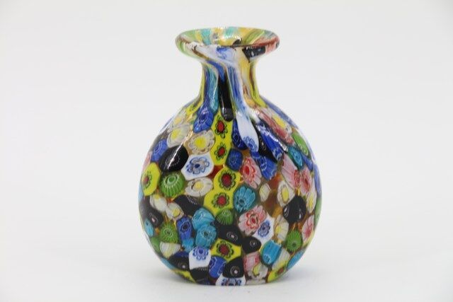 Vaso Decorativo em Vidro Design Moderno 14 x 10 - N1440