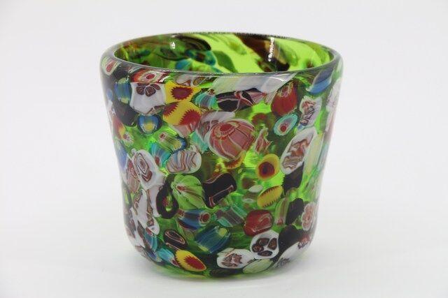 Vaso Decorativo em Vidro Design Moderno 14 x 16 - N1574
