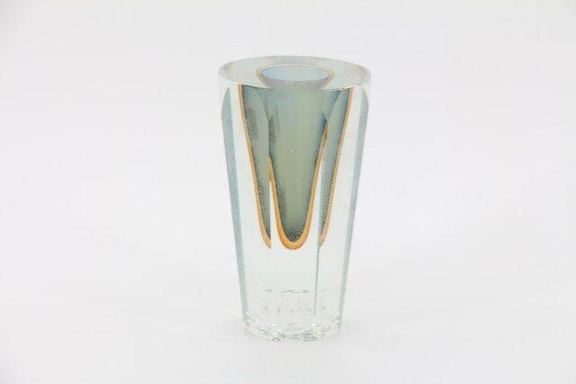 Vaso Decorativo em Vidro Design Moderno 15 x 9 - N1441