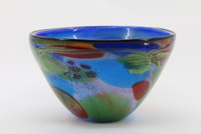 Vaso Decorativo em Vidro Design Moderno 20 x 22 - N1536