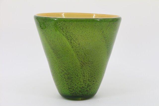 Vaso Decorativo em Vidro Design Moderno 22 x 23 - N1450