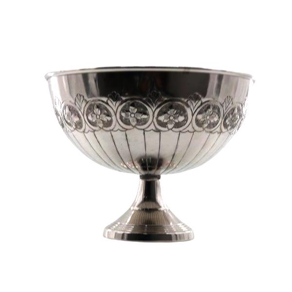 Vaso ou Centro de mesa Alumínio