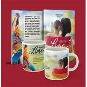 Kit amor livre (livro + Caneca) - Lançamento 15 de dezembro 2020