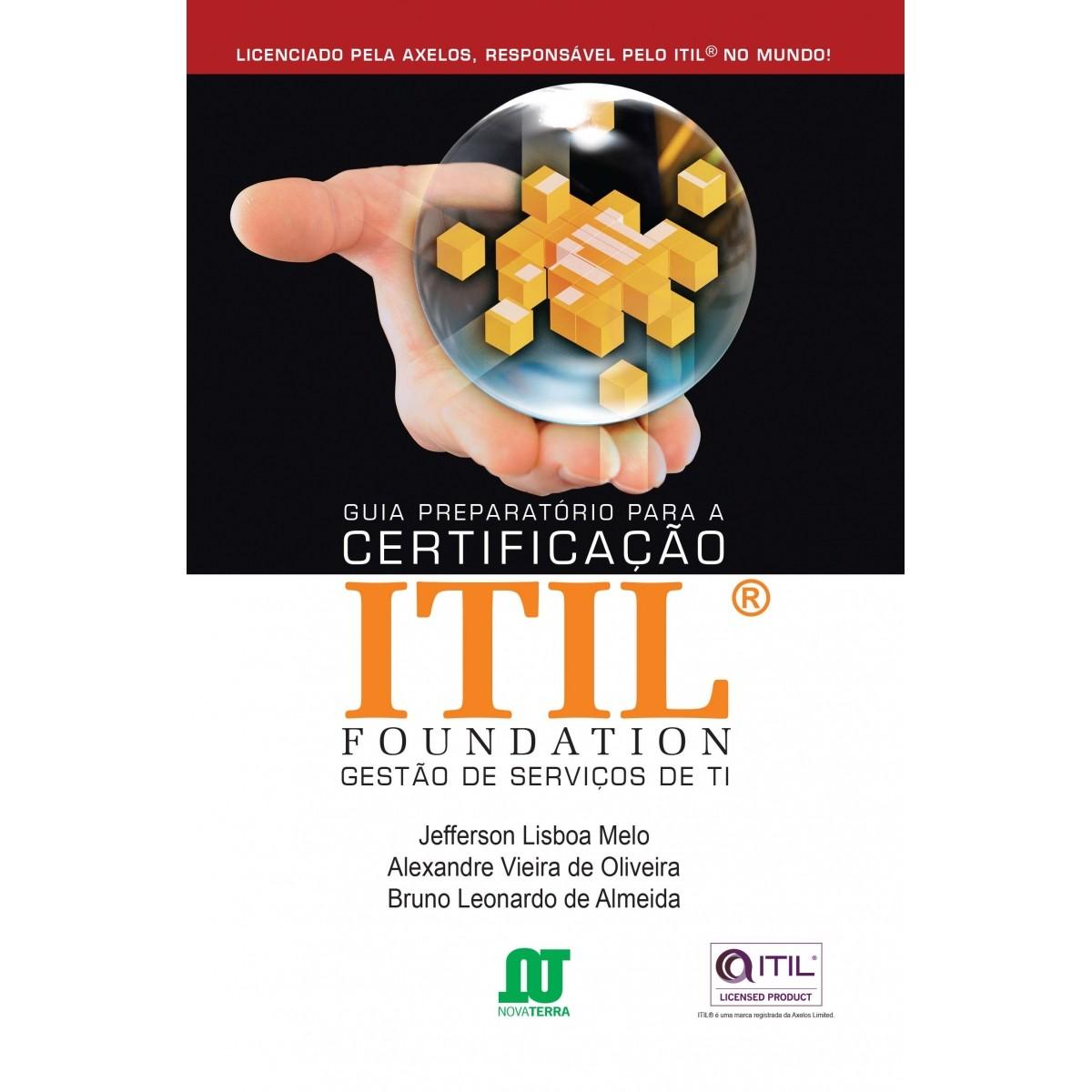 Certificação ITIL FOUNDATION