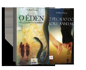 KIT - ZENILTON BEZERRA - Éden + Padre Anselmo