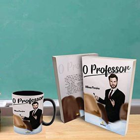 O Professor - Pré-venda!!! Entrega e envio a partir de 27 de Abril