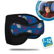 Apoio Protetor De Cabeça Bebê Para Cadeirinha Carro Thor