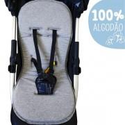 Capa Para Carrinho De Bebê Protetor Universal - mescla
