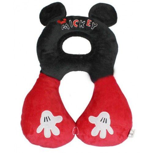 Apoio Cabeca Viagem Bebê Benbat Encosto - Mickey Disney
