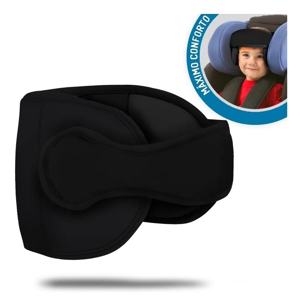 Apoio Protetor De Cabeça Bebê Para Cadeirinha Carro neutro