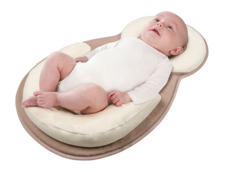 Bebê Almofada Anatômica Cosy Sleep Anti Refluxo Enxoval