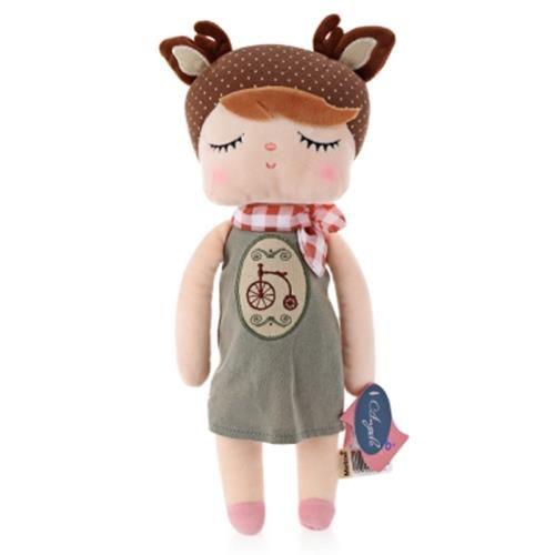 Boneca Metoo Doll Angela Pelúcia De Dormir Bebê Infantil - Hart