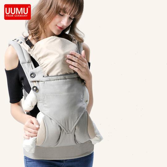 Canguru ergonômico para bebê portador mochila Uumo