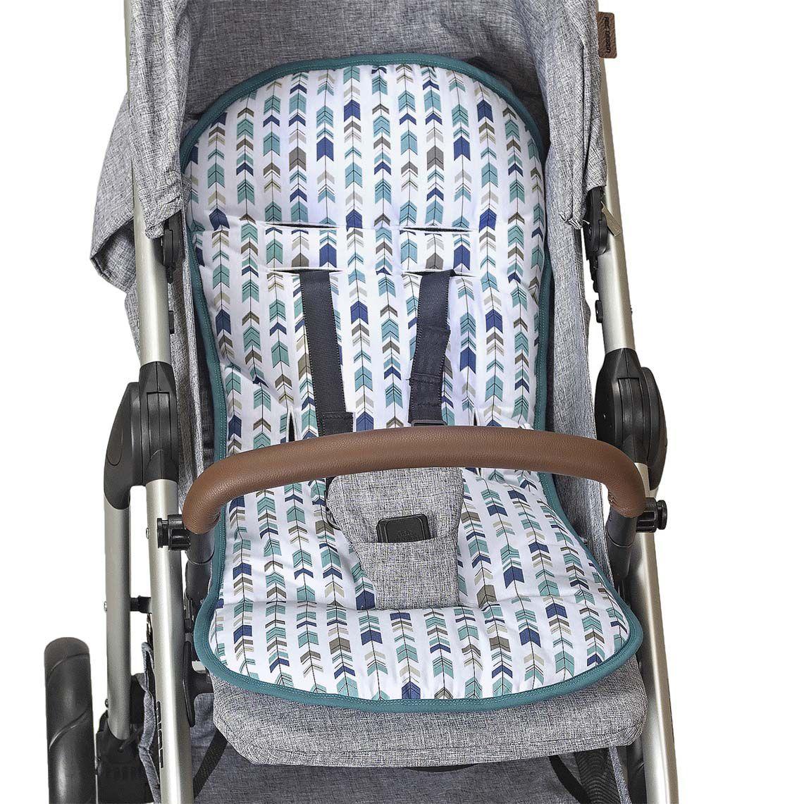 Capa Para Carrinho De Bebê Protetor Universal Dinossauro