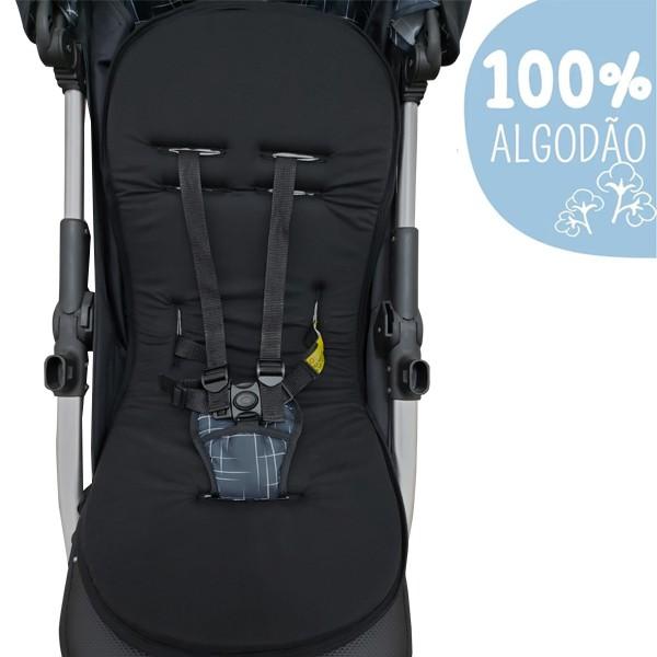 Capa Para Carrinho De Bebê Protetor Universal - Neutro