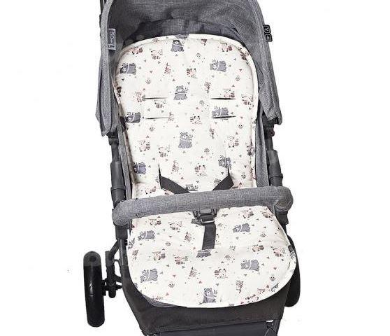 Capa Para Carrinho De Bebê Protetor Universal Ursinho