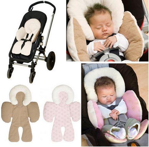 Capa Protetor Para Bebê Conforto Dupla Face Futon -  Azul claro