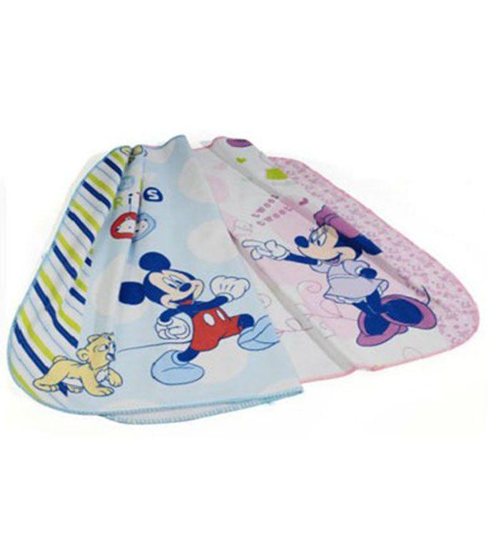 Cobertor Disney Minnie rosa manta enxoval bebê