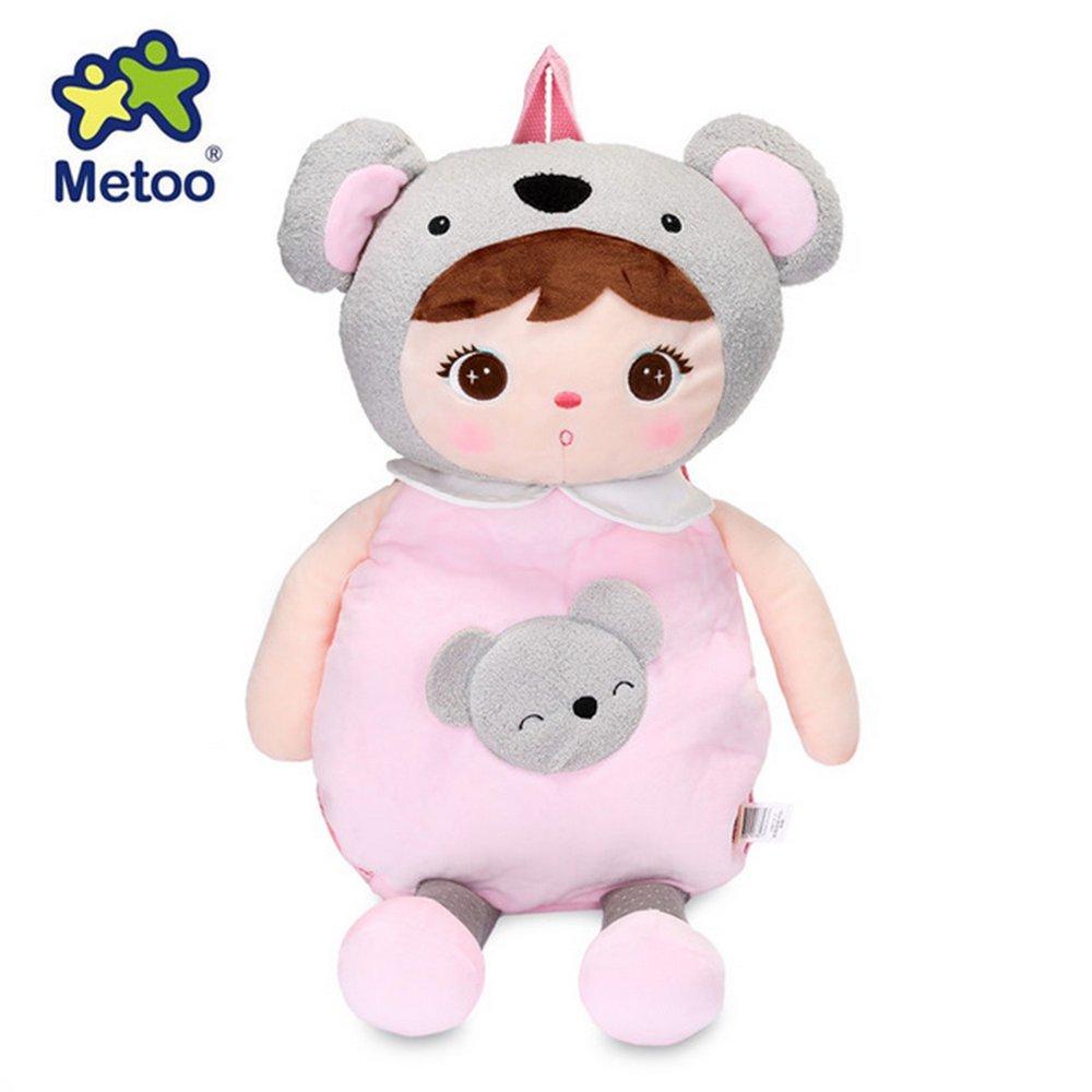 Mochila Infantil Metoo Dool Boneca passeio - Koala