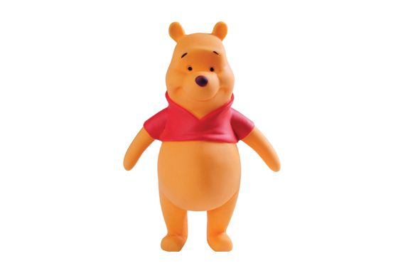 Mordedor Disney Brinquedo para bebê - Urso Pooh