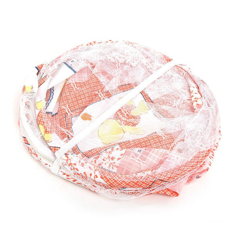 Mosquiteiro berço Portátil para bebê - rosa