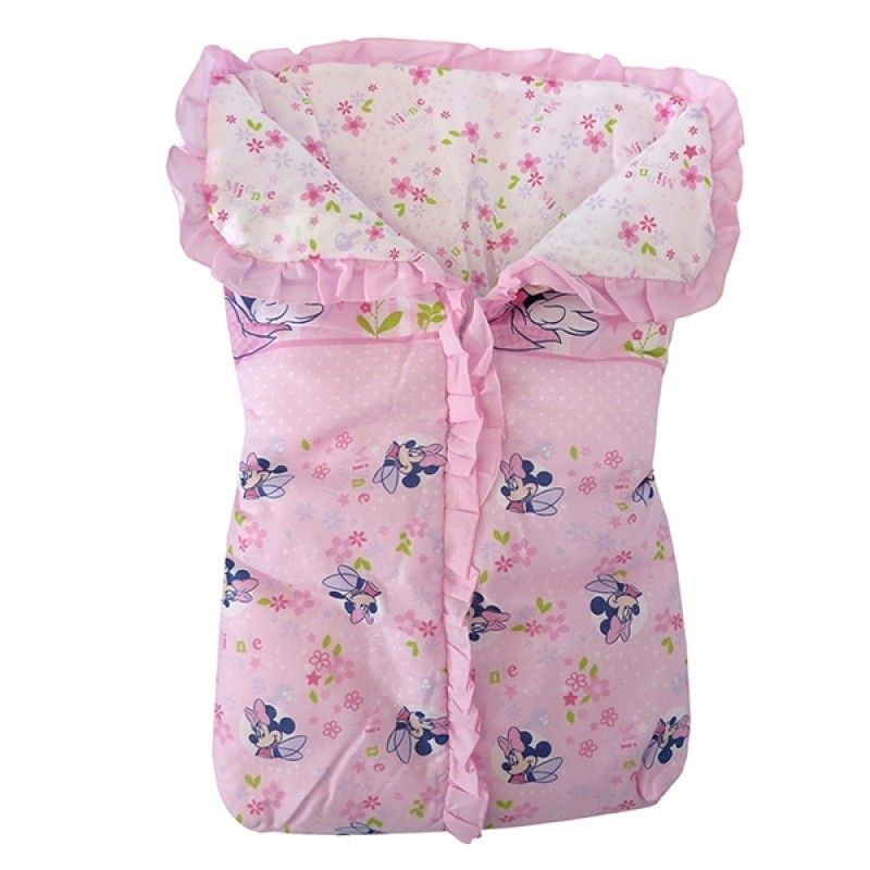 Porta Bebê Saco de dormir Disney Minnie